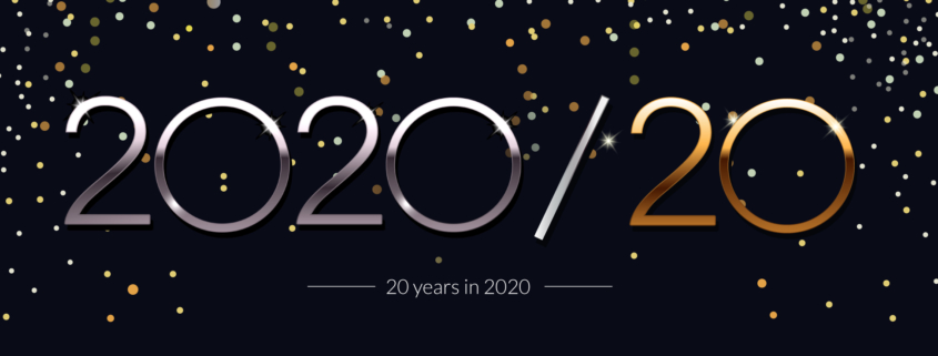 Celebrating 20 Years in 2020